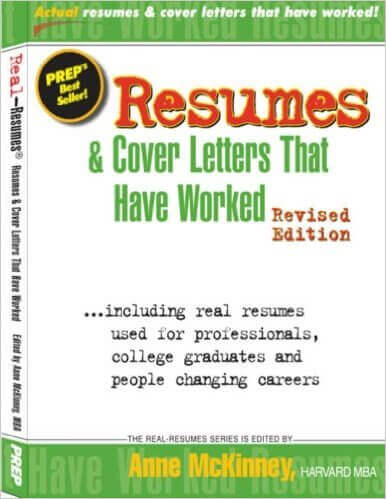 Resumes & Cover Letters That Have Worked