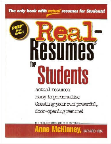 Real-Resumes for Students
