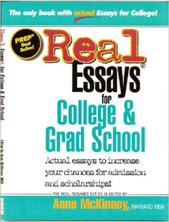 Real Essays for College and Grad School